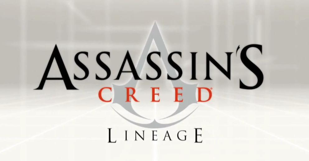 Assassins creed lineage рус  видео