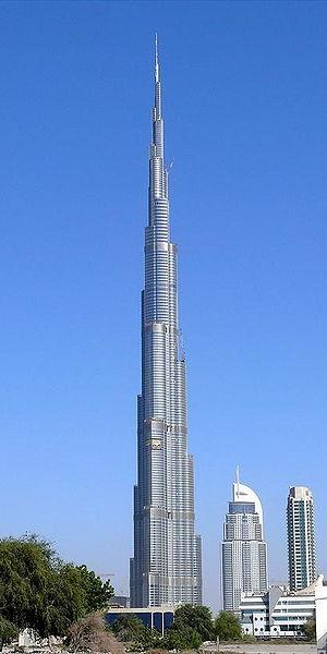 el edificio mas alto del mundo burj dubai
