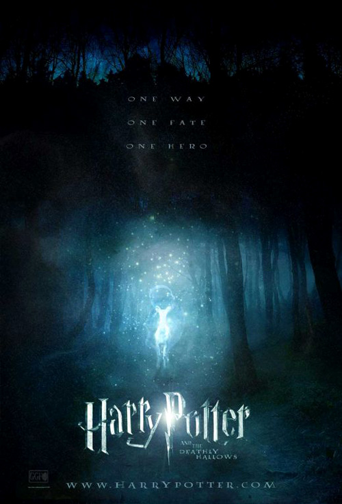 Harry Potter and the Deathly Hallows Part I [2010]
