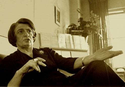 Ayn Rand, defensora del capitalismo, del individualismo y la razón